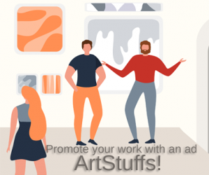 Image Of Square ArtStuffs Ad Banner