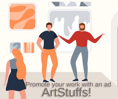 Image Of Square ArtStuffs Ad Banner
