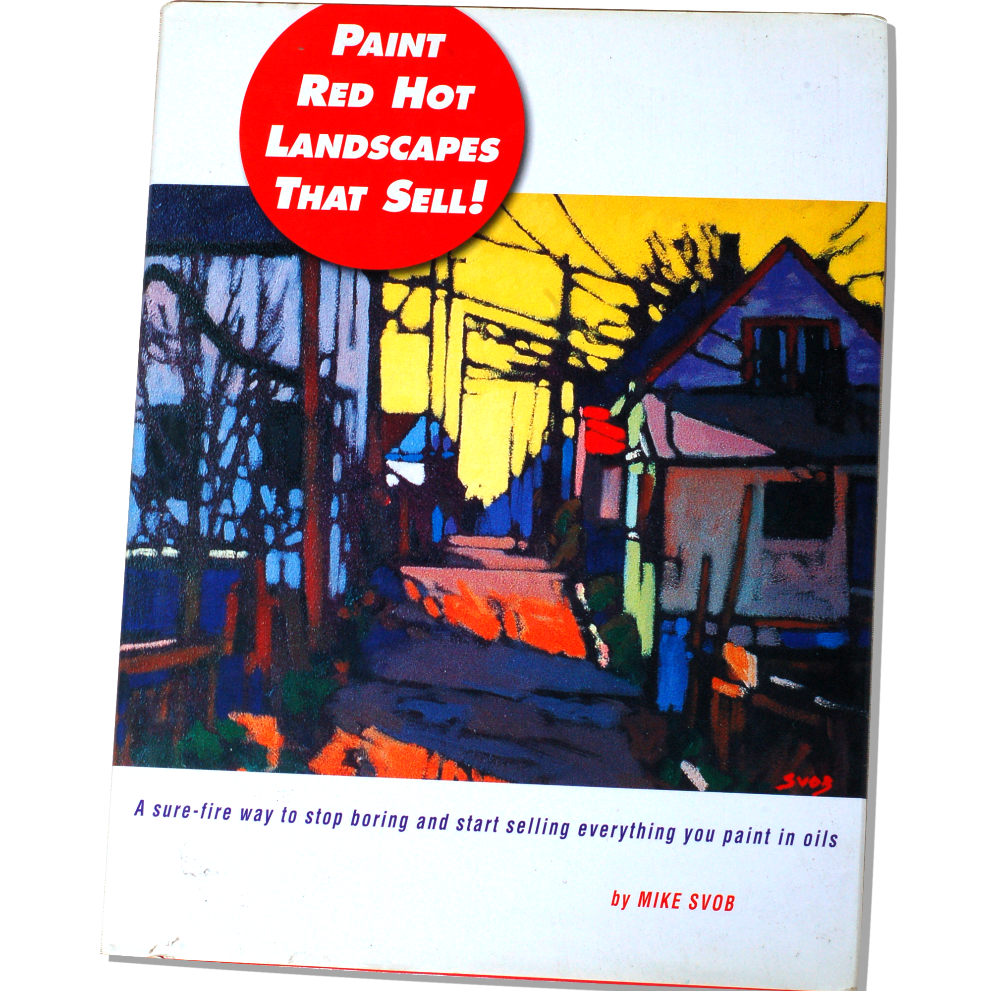 Paint Red Hot Landscapes That Sell